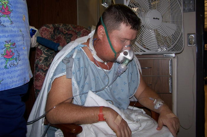 Photos of the effects of smokeless tobacco - my cancer story