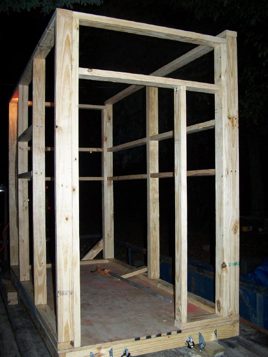 A DIY guide on building a box blind